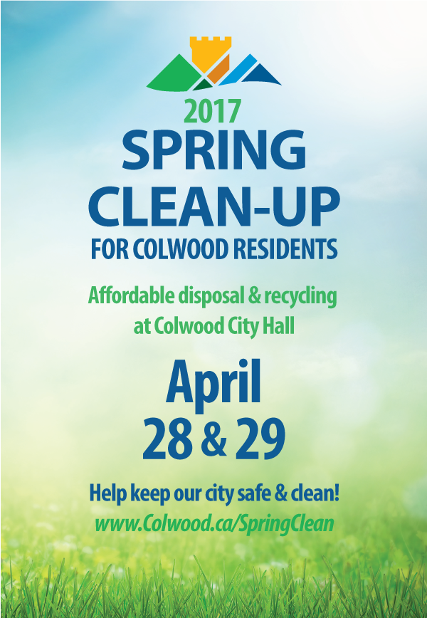 Spring Clean Up 2017 The City Of Colwood