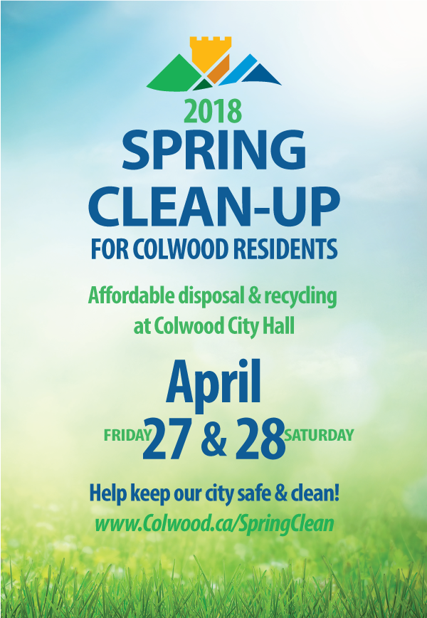 Spring Clean Up 2018 The City Of Colwood