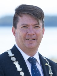 Mayor Rob Martin bio