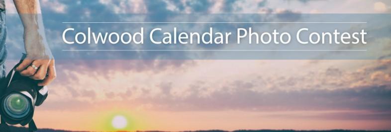 Colwood Photo Calendar Contest Header