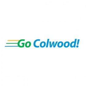 go colwood logo words