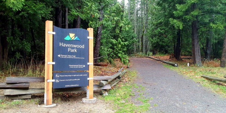 havenwood park sign