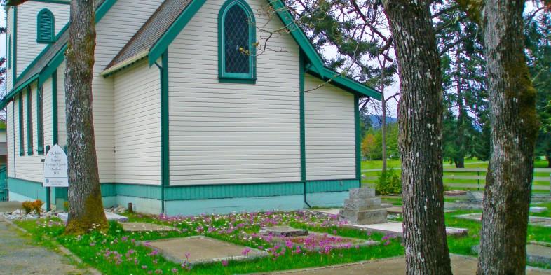 St. John's graves