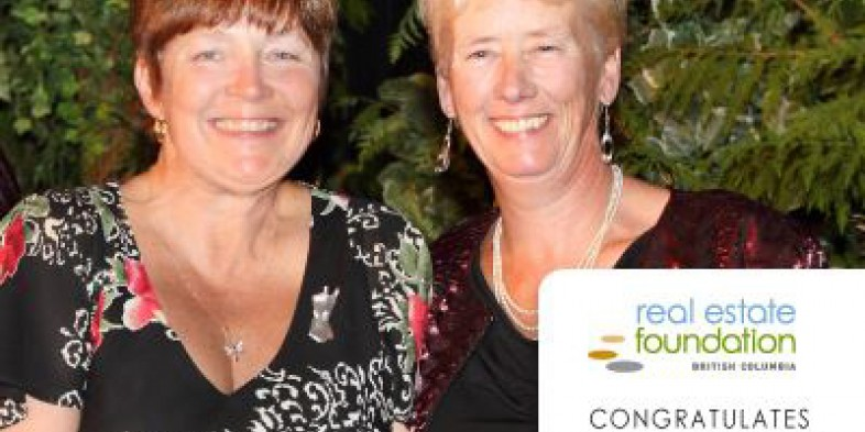 Mayor Carol Hamilton and Councillor Judith Cullington